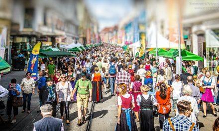 Aufsteirern TV-Show statt Fest in Graz