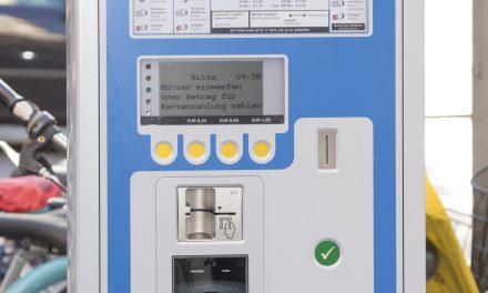 Weitere 275 neue smarte Parkscheinautomaten gehen in Betrieb