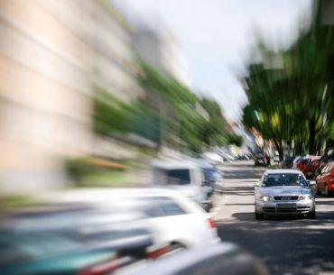 Autoverkehr in Graz