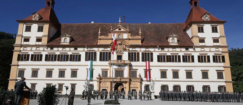 Bundesheer Schloss Eggenberg