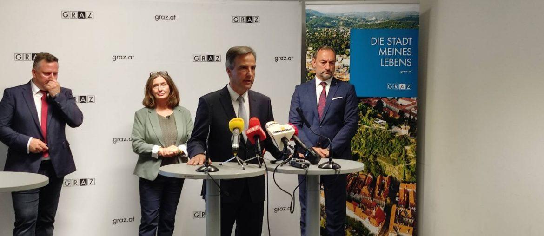 Grazer Gemeinderatswahl 2021